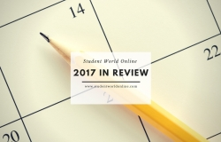 20 things that happened in 2017: a review