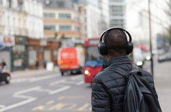 English language podcasts for international students