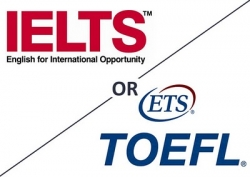 IELTS or TOEFL? Which English language test?