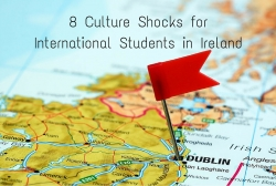 8 Culture Shocks for International Students in Ireland