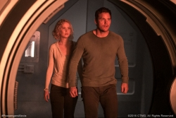 Latest Film Reviews - Passengers, Office Christmas Party and more!