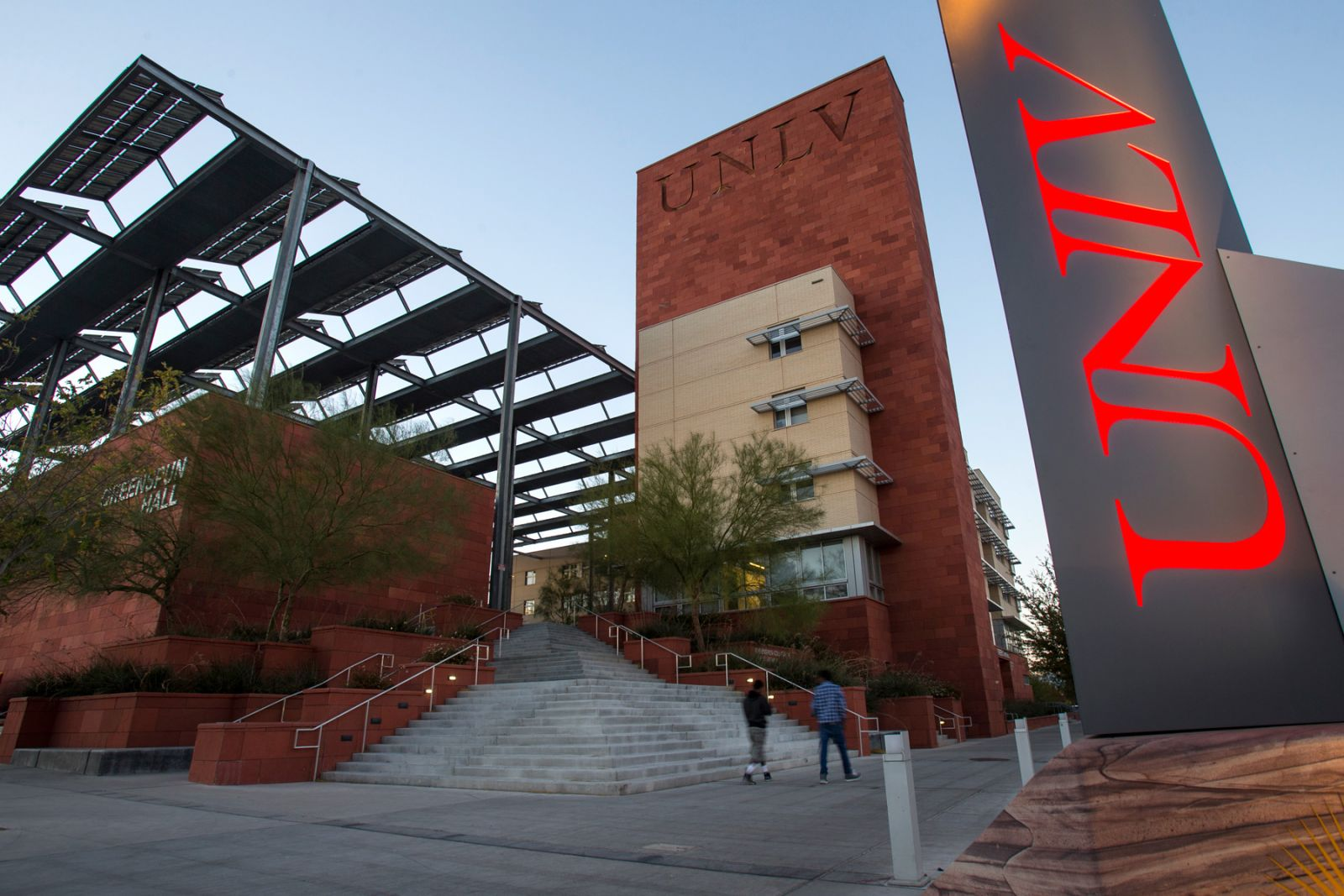 Does anyone now the academic requirements to attend UNLV?