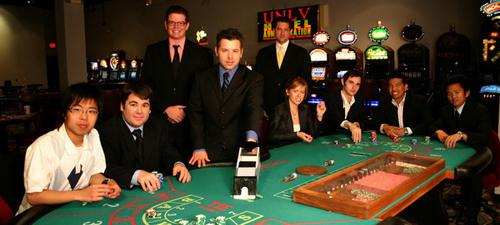 casino crime commission