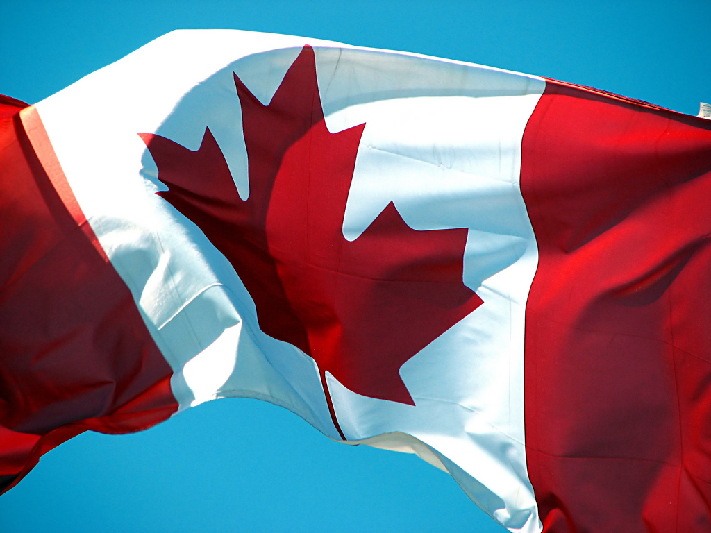 Canadian flag  | Student World Online