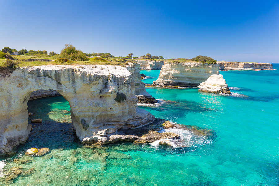 Salento, Italy, Student World Online