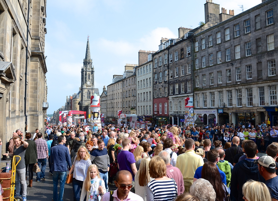 Cultural Tourism - ETAG | Edinburgh Tourism Action Group