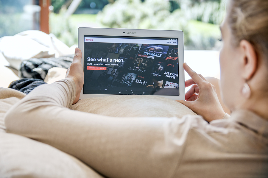 Relax with Netflix | Student World Online