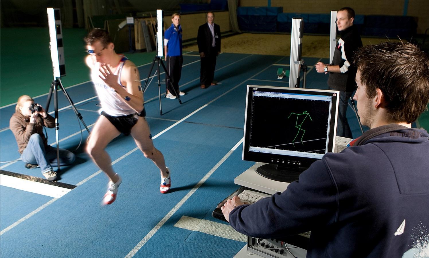 технологии спорта