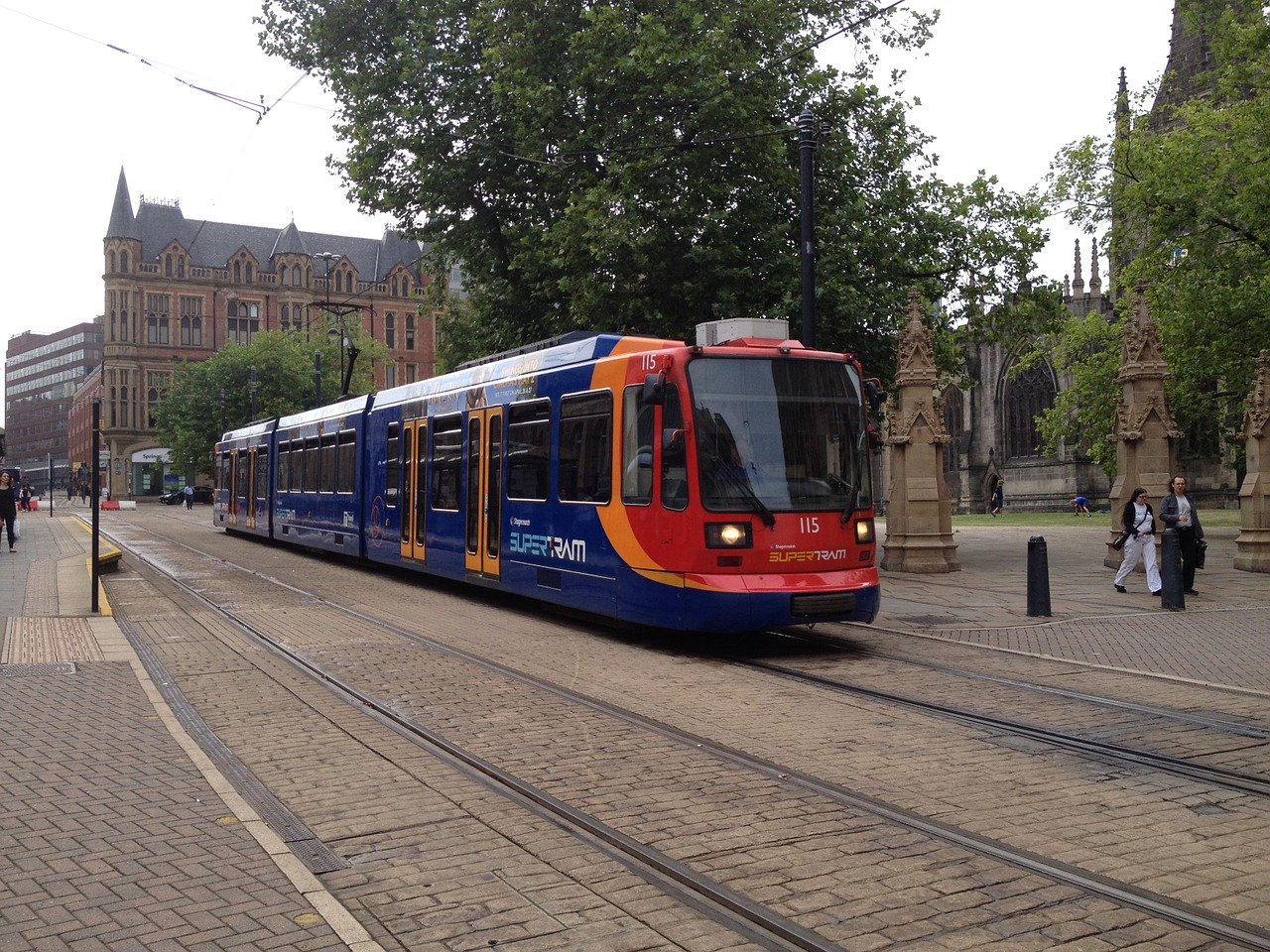 Student World Online | Sheffield Tram