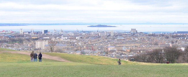 10 things about Edinburgh