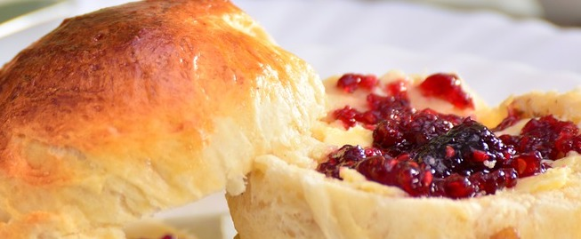 Breaking Bread: Scones